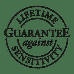 About Us - Lifetime Guarantee Black 250x250 1
