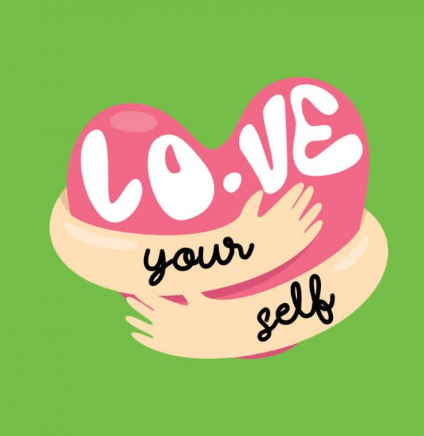 Miscellaneous Greeting Cards (Multiple designs) - Love Yourself 2 1