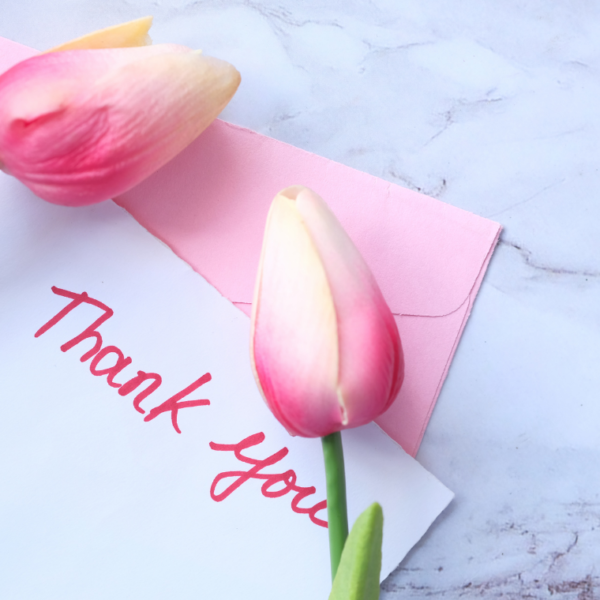 Thank You Cards (Multiple designs) - 3 3